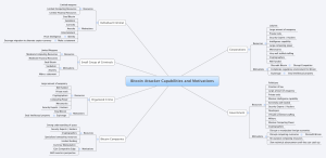 Bitcoin Attacker Capabilities and Motivations